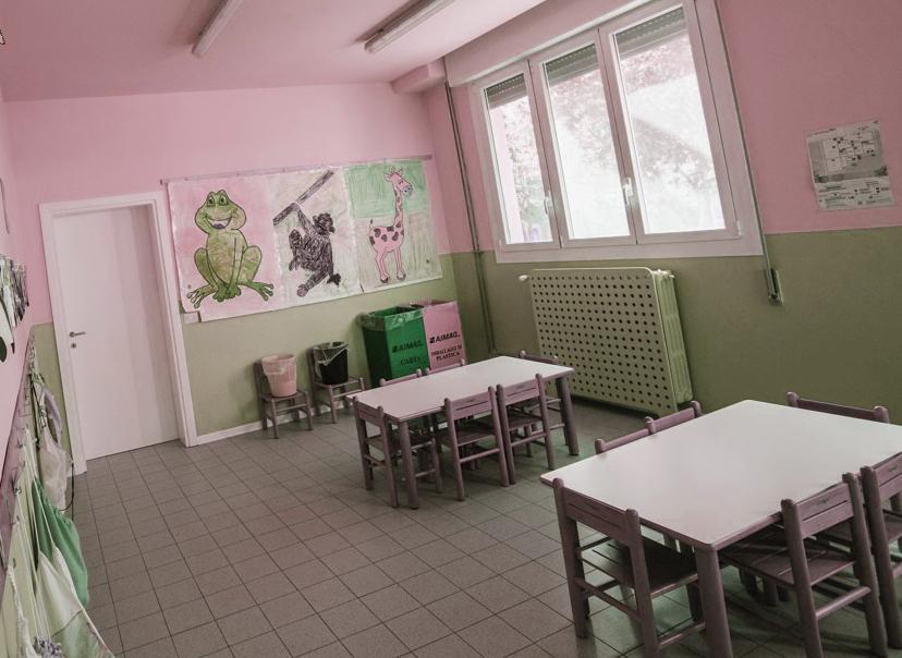 I Ragazzi Del Centro Giustizia Minorile Di Firenze A Riparare Le Scuole Elementari 19-1-2013