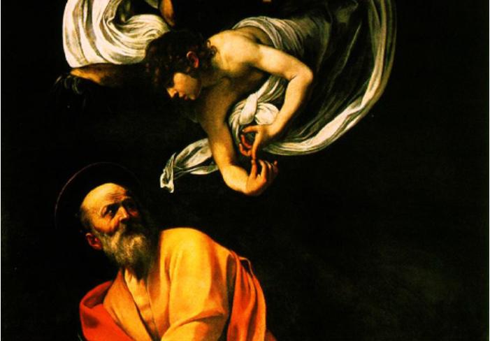 Caravaggio 2 Metà