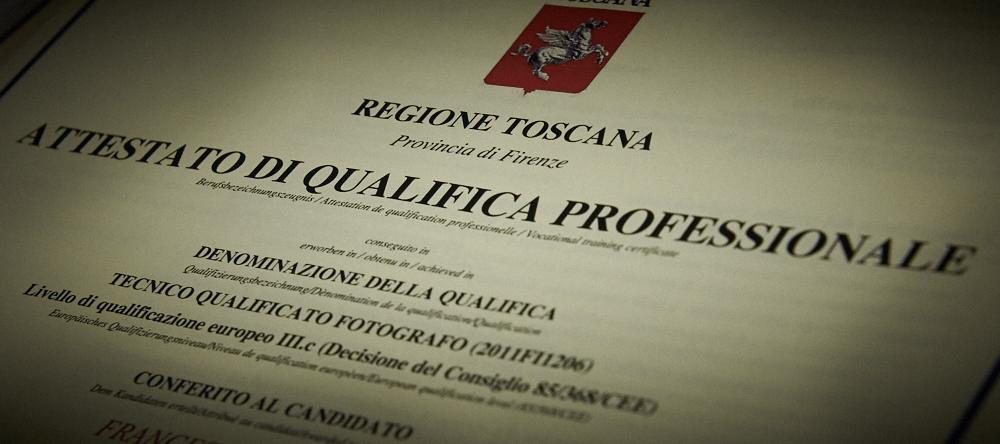 Attestato Form Prof