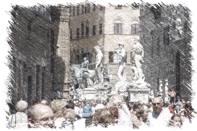 Turistica Firenze 2018 Pencil