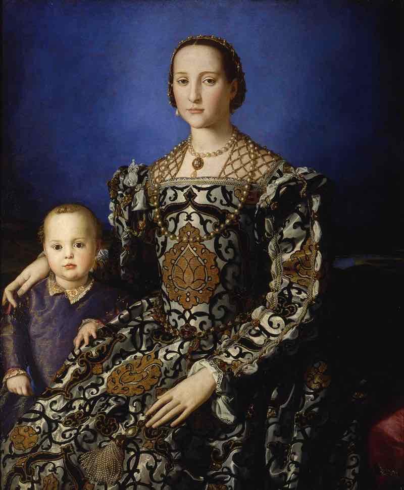 Moda A Firenze 1540-1580. Lo Stile Di Eleonora Di Toledo E La Sua Influenza. 24 Gennaio 2019