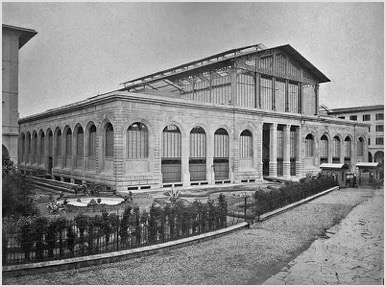 Mercato Firenze Antico