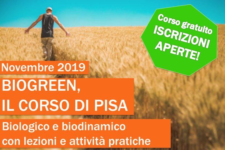 Biogreen cover Pisa novembre 2019