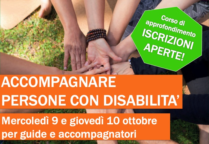 Accompagnare Persone Con Disabilita'