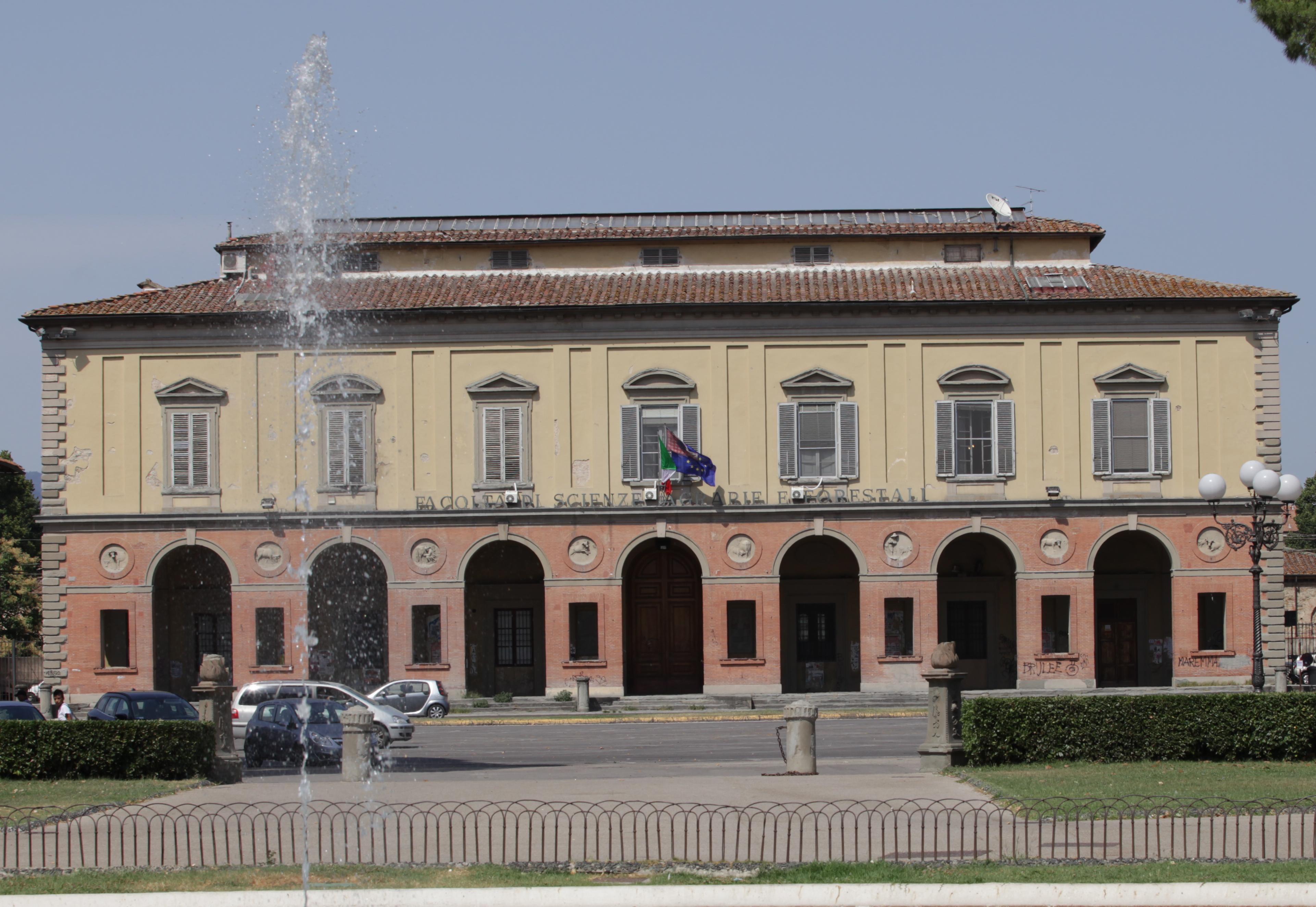Facoltà Di Agraria, Firenze