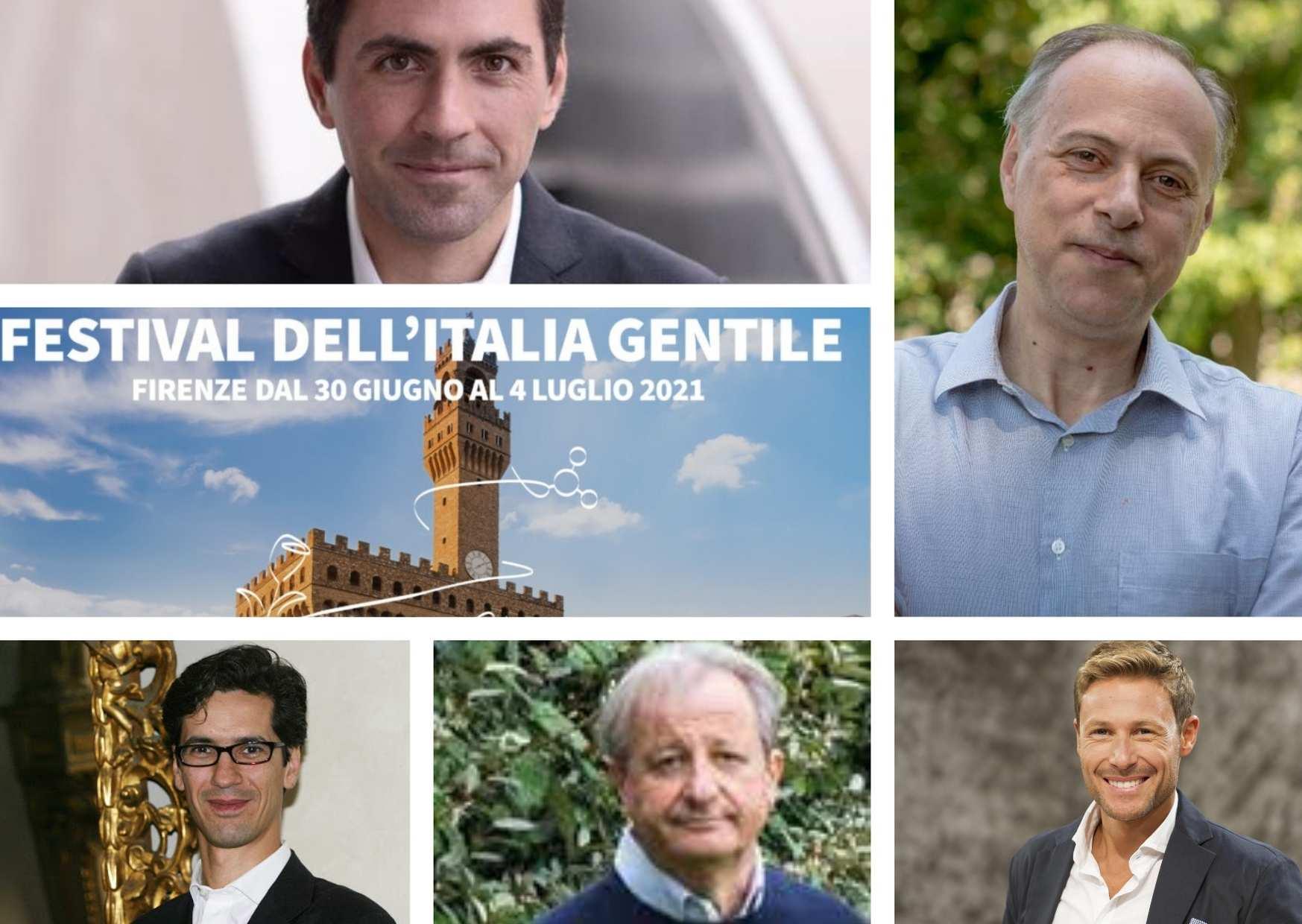 Anche Carlo Triarico Al Festival Dell'Italia Gentile