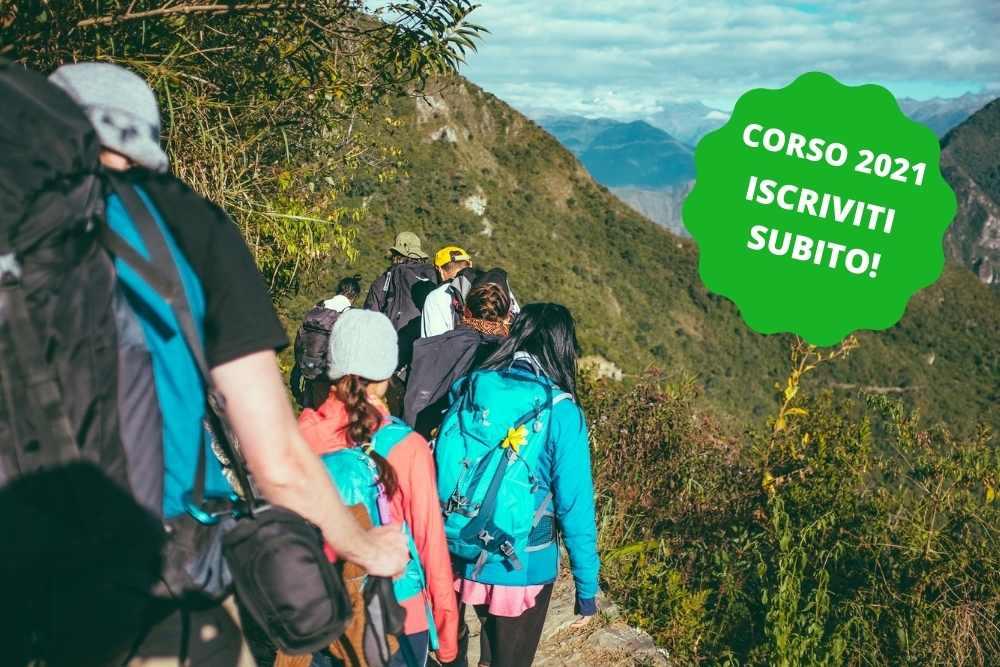 Corso Di Guida Ambientale Escursionista 2021