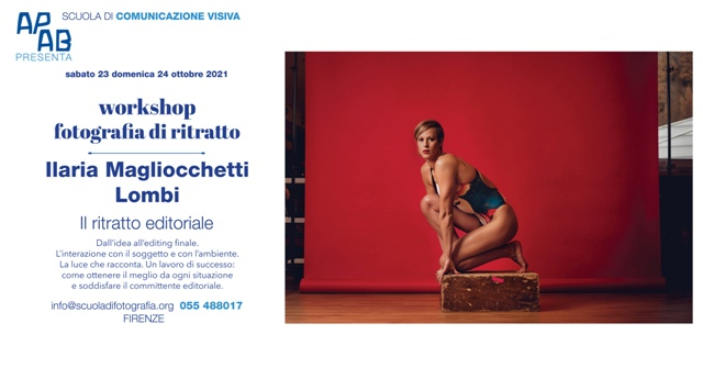 Workshop Su Fotografia Di Ritratto Della Scuola Internazionale Di Fotografia Apab